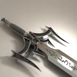 Mal Ganis's Blade