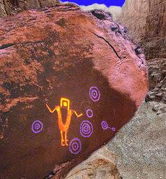 Hydra Rift Petroglyphs