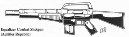 Equalizer Combat Shotgun