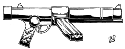 H-13 Ion Pulse Pistol