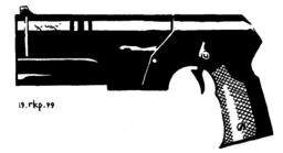 """Q1-02 """"Stopper"""" Ion Pistol"""