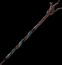 El bastón de Dankmar