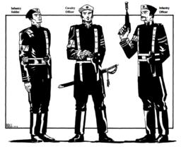 Partisan Uniforms