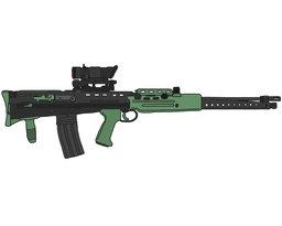 Domenic's FN-FAL