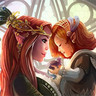 Ariansel and Sinserel Starfire