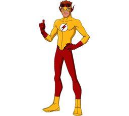Kid Flash, Wally West