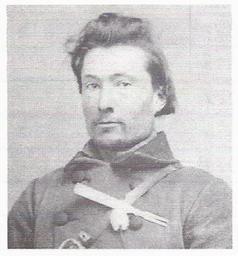 First Lt. Hans Gerlach-Saye