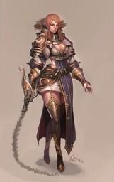 Sister Verity (Lady Venria Euphrati)