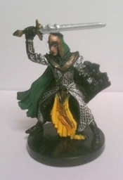 Illisfan, eladrin squire to the Green Knight