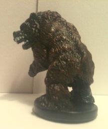 Redcoat, the talking bear