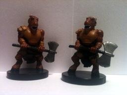 The Ibix, gentleman goat-warriors
