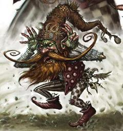 Mudflick, vile gnome enchanter
