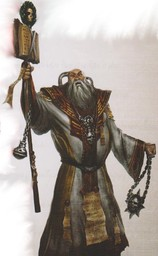 Loremaster Magister Gregorius Nominus