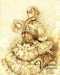 Bellevie Chevallier, Baronne de Lannion