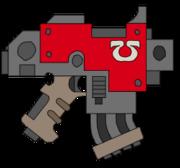Astartes Bolt Pistol