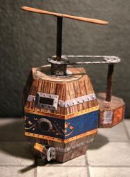 Gyro-Keg