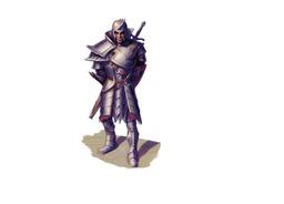 Gate Captain Darius
