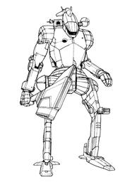 Hatchetman JL3