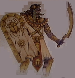 Khopeshman of Sothis