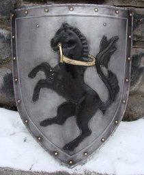 Hevonen, o Escudo de Leiberth