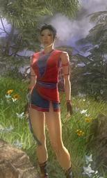 Radiant Jen Zi (Iconic)