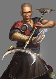 Monk Zeng (Iconic)