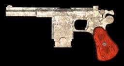 Pistol, Automatic, Large Caliber