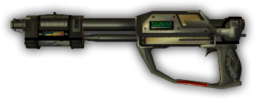 Energy Carbine, Mark VI Blaster