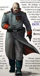 General Remi Dante