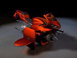 Archeotech Jetbike