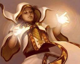 Sister Adriel, the Priestess