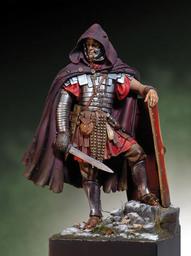 Titus Agarius, the Veteran