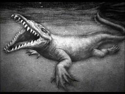 Alligator Monster