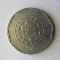 Gwyddion's Lucky Coin