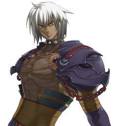 Makiyuen Amun-Rama il Zwei (GM's character)