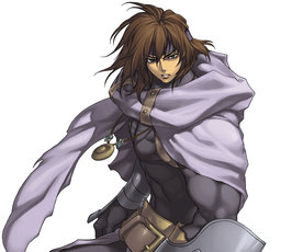 Aeryon Voruna (Co-GM's character)