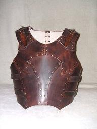 Leather Armor +1