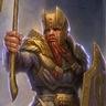 Bowin Drulfunturin, Champion of Moradin