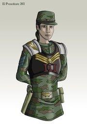 Lieutenant Colonel Inez
