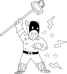 Thor Vingþórr(Hallower) Von Asgard