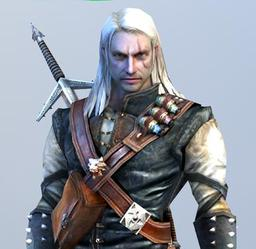 Geralt of Rivia (Iconic)