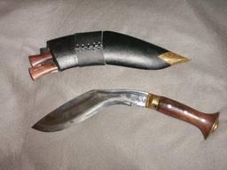 Returning Boomerang Knife