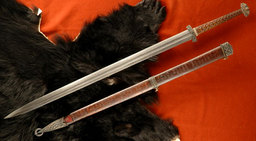 Prince Thrommel's Sword