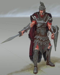 Ivanoff the Imperial Paladin