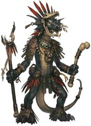 Fang Scale Kobold Tribe