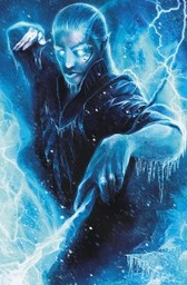 Nimrood, Evil Mage of Ice