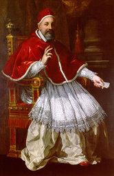 Urban VIII, Bishop of Rome