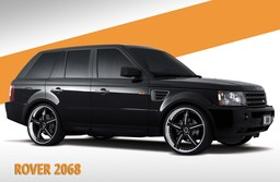 Rover 2068 (black)