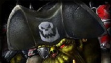 Ork Pirate Hat