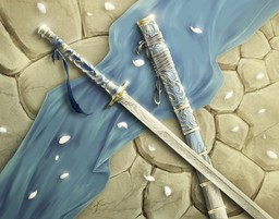 Ancestral Kakita Blade of Doji Himetae